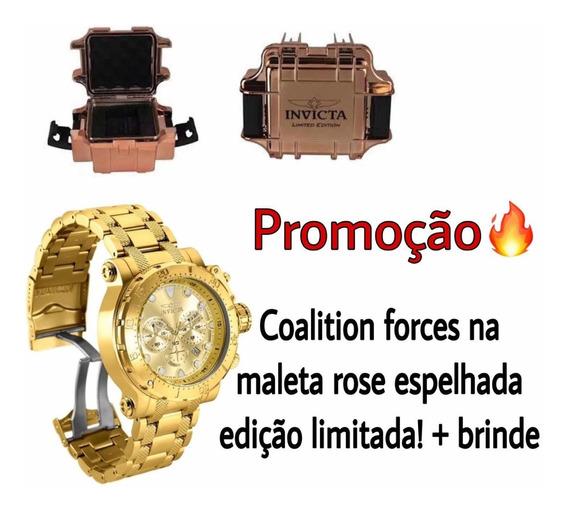 Invicta 26502 - 12x S/juros - Frete Grátis + Brindes!