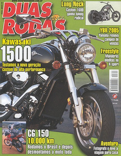2r.348 Set04- Kawasaki 1500 Honda Cg150 Titan Yamaha Ybr