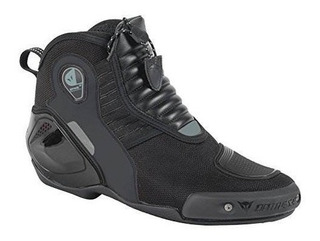Dainese Dyno D1 Womens Motorcycle Shoes Negro / Antracita 38