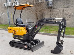 Mini Excavadora Taurus Xn16