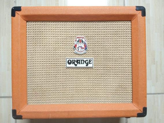 Amplificador De Guitarra Orange Crush 20l Pix (ñ Marshall)