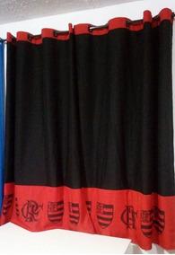Cortina Flamengo Escudo