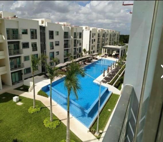 Hermoso Departamento Amueblado En Zona Exclusiva En Cancun