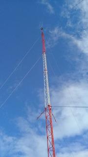 Torre Metálica Telecomunicaciones Grupo Mecsa