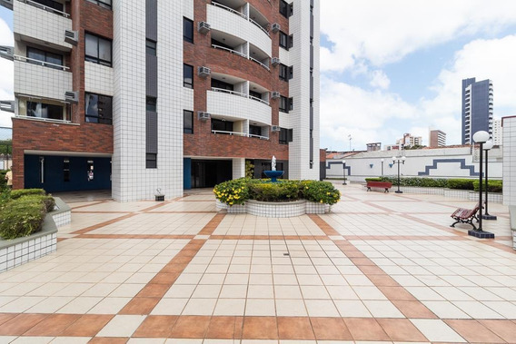 Apartamento Em Aldeota, Fortaleza/ce De 106m² 3 Quartos À Venda Por R$ 570.000,00 - Ap333137