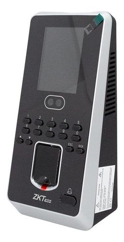 Control  Acceso  Personal Reloj Asistencia Multibio800id