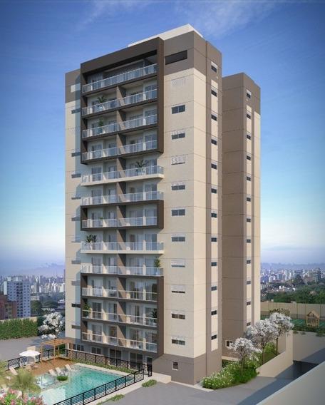 Apartamento Para Venda, 2 Dormitórios, Avenida 22 Outubro - Mogi Mirim - 1168
