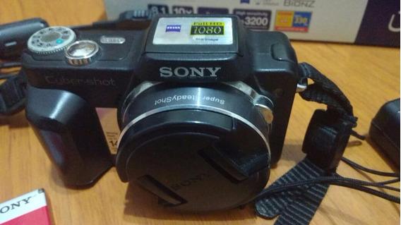 Câmera Sony Cybershot Dsc H3 1080 Foto/video