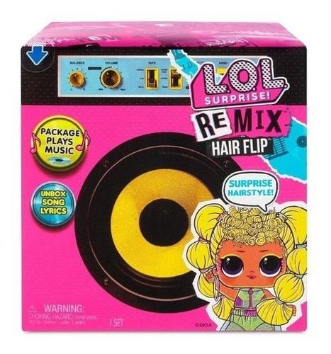 Imagem 1 de 1 de Lol Surprise Remix Hairflip Tots