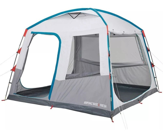 Gazebo De Camping Base L Fresh Arpenaz