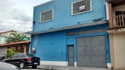 Galpão Comercial 300,00 M² Na Cidade Líder Possui Trifásico