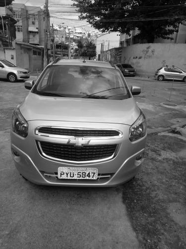 Chevrolet Spin 2016 1.8 Ltz 7l Aut. 5p