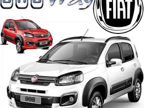 Fiat Uno 1.4 Way Mt Abs Ebd Airbag R14 85hp Ac Alarma Rhc