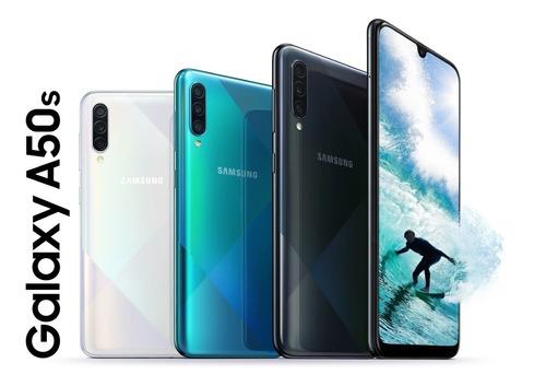 Telefono Samsung Galaxy A50s 128gb + 4gb Ram Dual Sim Xiaomi