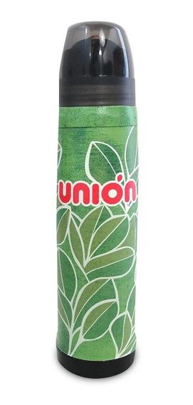 Termo Unión Forrado En Cuero (luminox Lumilagro)