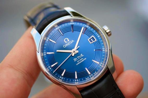 Omega De Ville Master Chronometer Completo