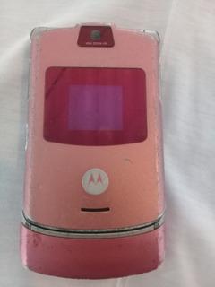 Celular Motorola V8 Para Arrumar Ou Retirar Peças