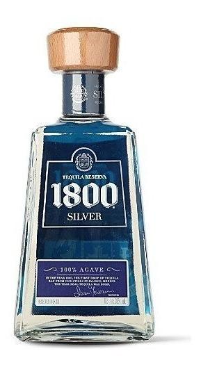Tequila Cuervo 1800 Blanco 700 Ml. *