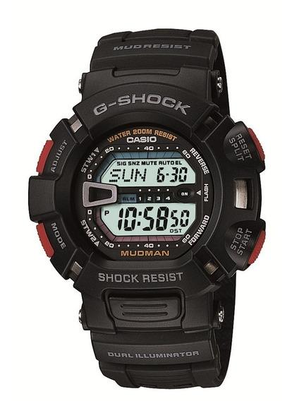 Reloj Casio G-shock Modelo G-9000