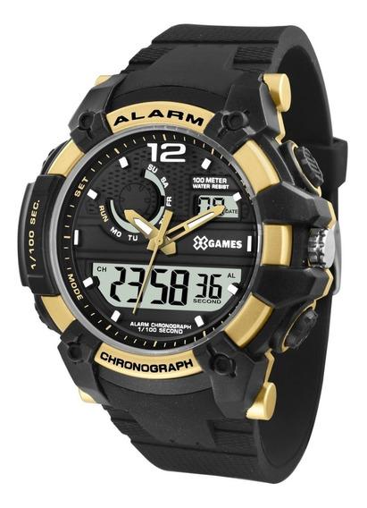 Relógio X-games Masculino Análago Digital Xmppa271 Bxpx