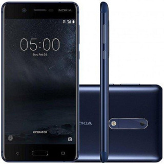 Celular Nokia 5 1 Chip 16gb Octacore 13mp Tela 5.2