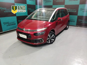 Citroën C4 Grand Picasso 1.6 Intensive 16v Turbo Gasolina