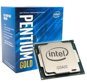 Processador Pentium G5400 3.7ghz 4mb Cache Graf Hd 610 Coffe
