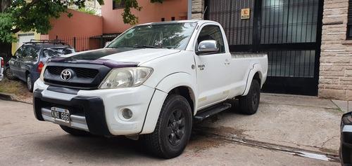 Toyota Hilux 2.5 Cs Dx I 120cv 4x2 2011 - Permuto