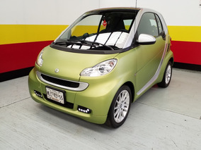 Smart Fortwo Coupe Passion 2012