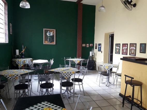 Restaurante Ou Bar Equipado (passa-se O Ponto)