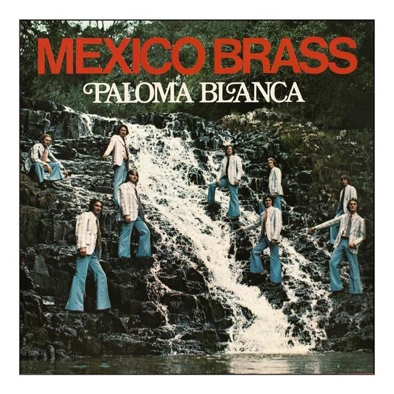 Lp Disco Conjunto México Brass Paloma Blanca 1976 Raridade
