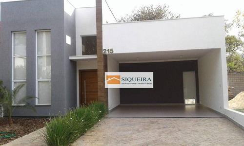 Golden Park Alpha - Casa Com 3 Dormitórios À Venda, 167 M² Por R$ 465.000 - Jardim Golden Park Residencial - Sorocaba/sp - Ca2099
