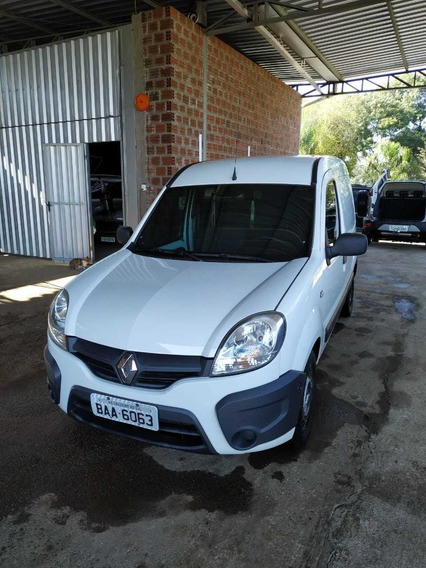 Renault Kangoo Express 1.6 16v Hi-flex 4p 2016