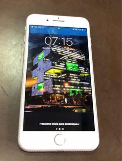 iPhone 7 Plus 128gb - Silver - Apple - 2017