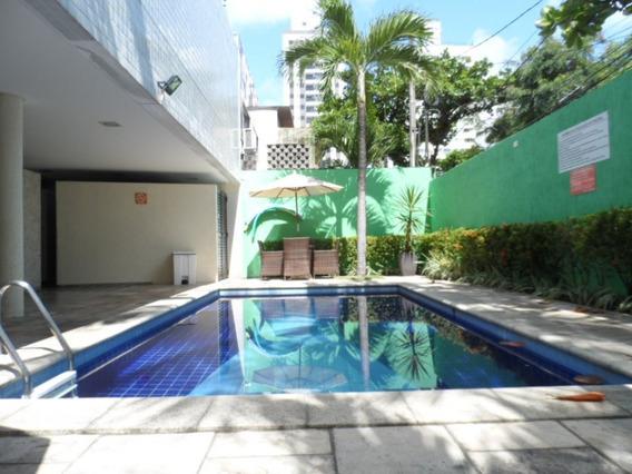Apartamento Em Boa Viagem, Recife/pe De 75m² 3 Quartos À Venda Por R$ 390.000,00 - Ap335531