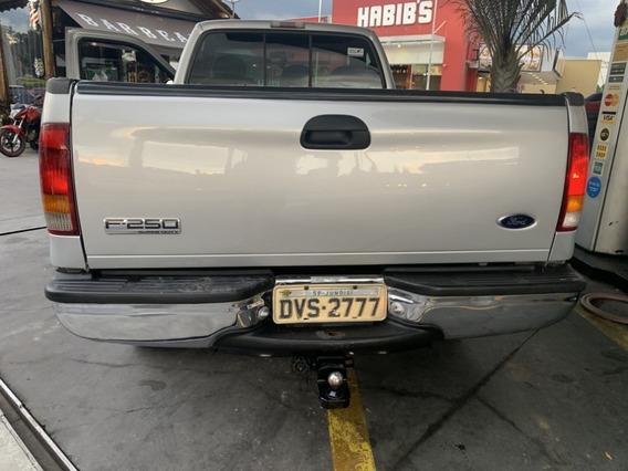 F250 Xlt 4x4 Super Duty, Diesel, 2007