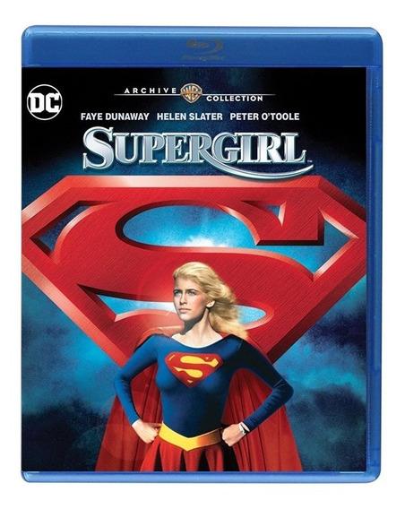 Supergirl 1984 Helen Slater Pelicula Blu-ray