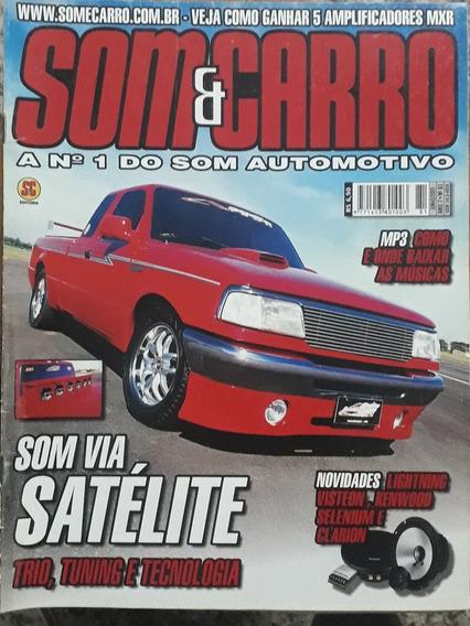 Revista Som & Carro - Ano 07 - Novembro De 2003 - Número 81