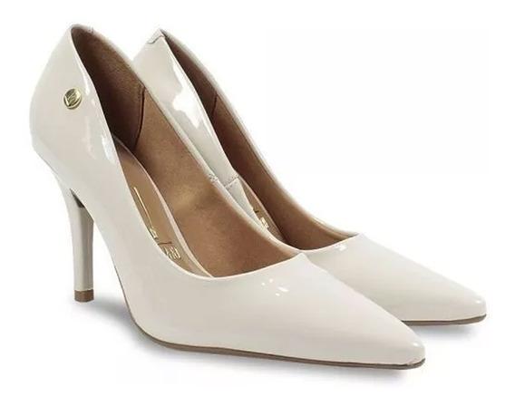 Sapato Scarpin Vizzano Salto Alto Verniz