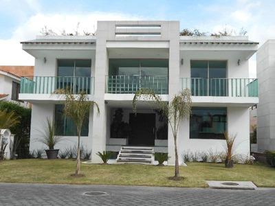 Hermosa Casa En Venta En La Providencia, Metepec