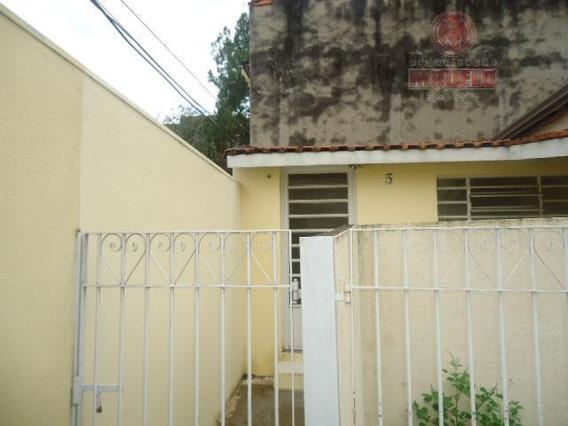 Casa Para Alugar, 40 M² Por R$ 400,00/mês - Centro - Piracicaba/sp - Ca0961