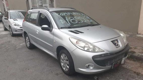 Peugeot 207 Sw 1.4 Xr Sport Flex 5p 2011 $18.490