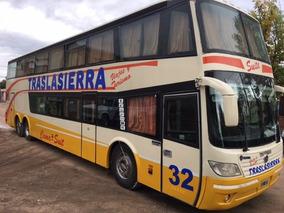 Omnibus Scania Doble Piso Suite