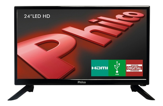Tv Philco Led Hd 24 Ph24n91d Bivolt