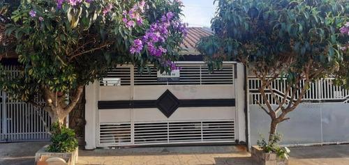 Casa Com 2 Quartos  À Venda, 97 M² Por R$ 330.000 - Jardim Morada Do Sol - Indaiatuba/sp - Ca11591