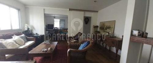 Imagem 1 de 15 de Apartamento 3dorm (suite) - 110 M2 - Vila Clementino - Cf64227