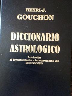 Diccionario De Astrologia