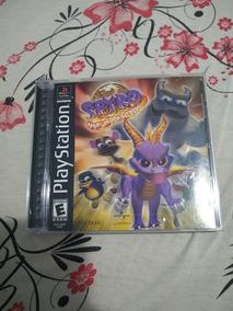 Spyro 3 Year The Dragoon Original Ps1