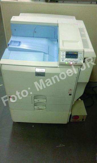 Impressora Colorida Profissional Ricoh Aficio Spc820 Dn Usad
