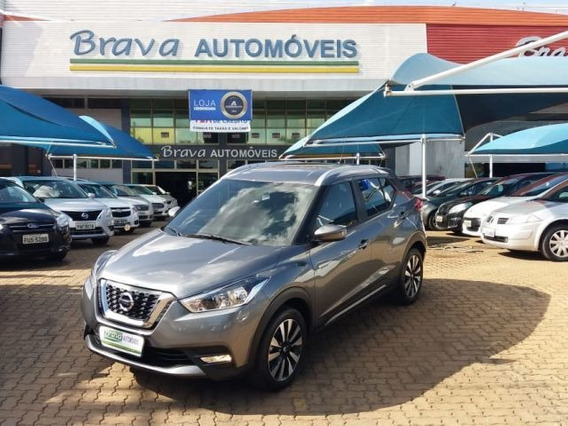 Nissan Kicks Flexstart Sv Limited 4p Xtronic 1.6 16..pay3415